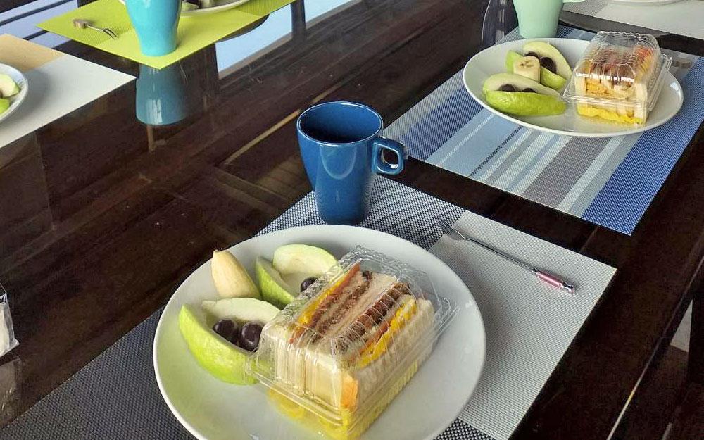 美味早餐民宿「禾樂一家」環境照片