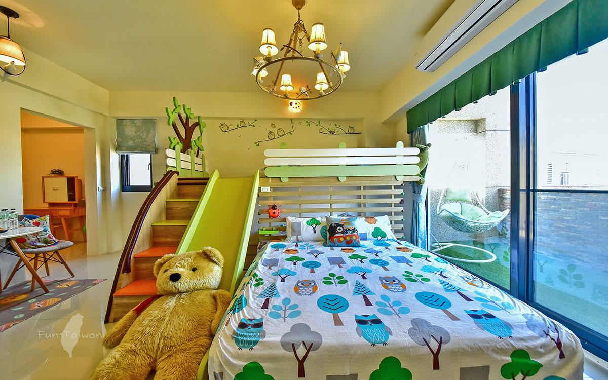 親子民宿「童伴親子民宿」環境照片