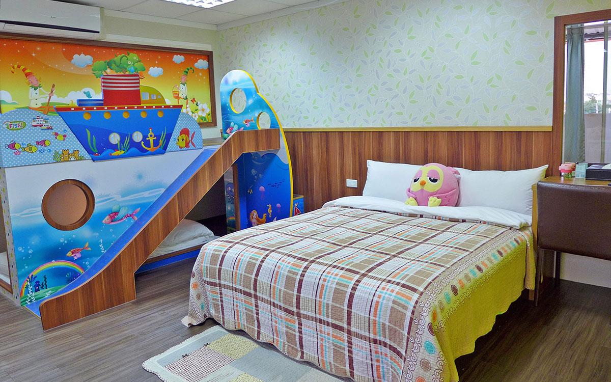 親子民宿「歡樂堡」環境照片