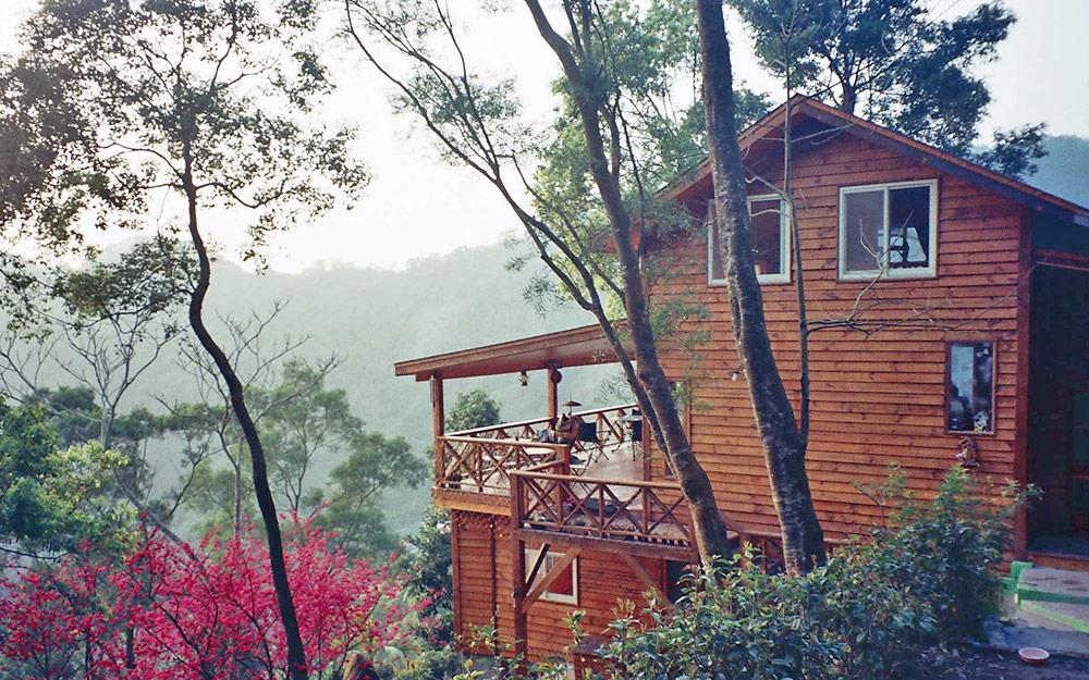 寵物友善民宿「綠風山莊」環境照片