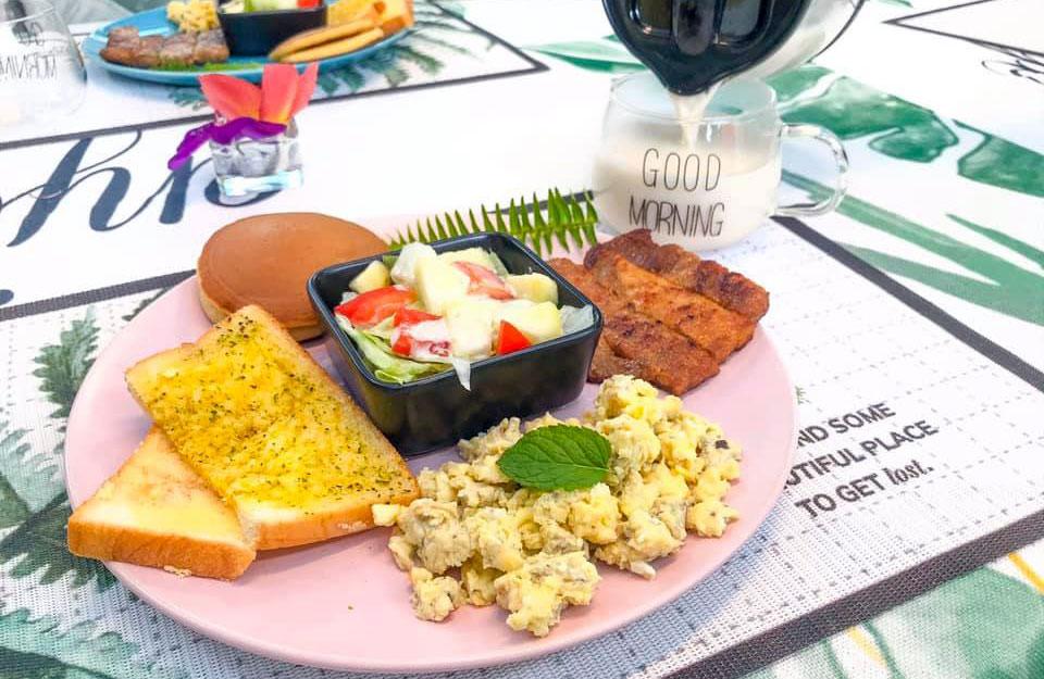 美味早餐民宿「達雅奇跡星球」環境照片
