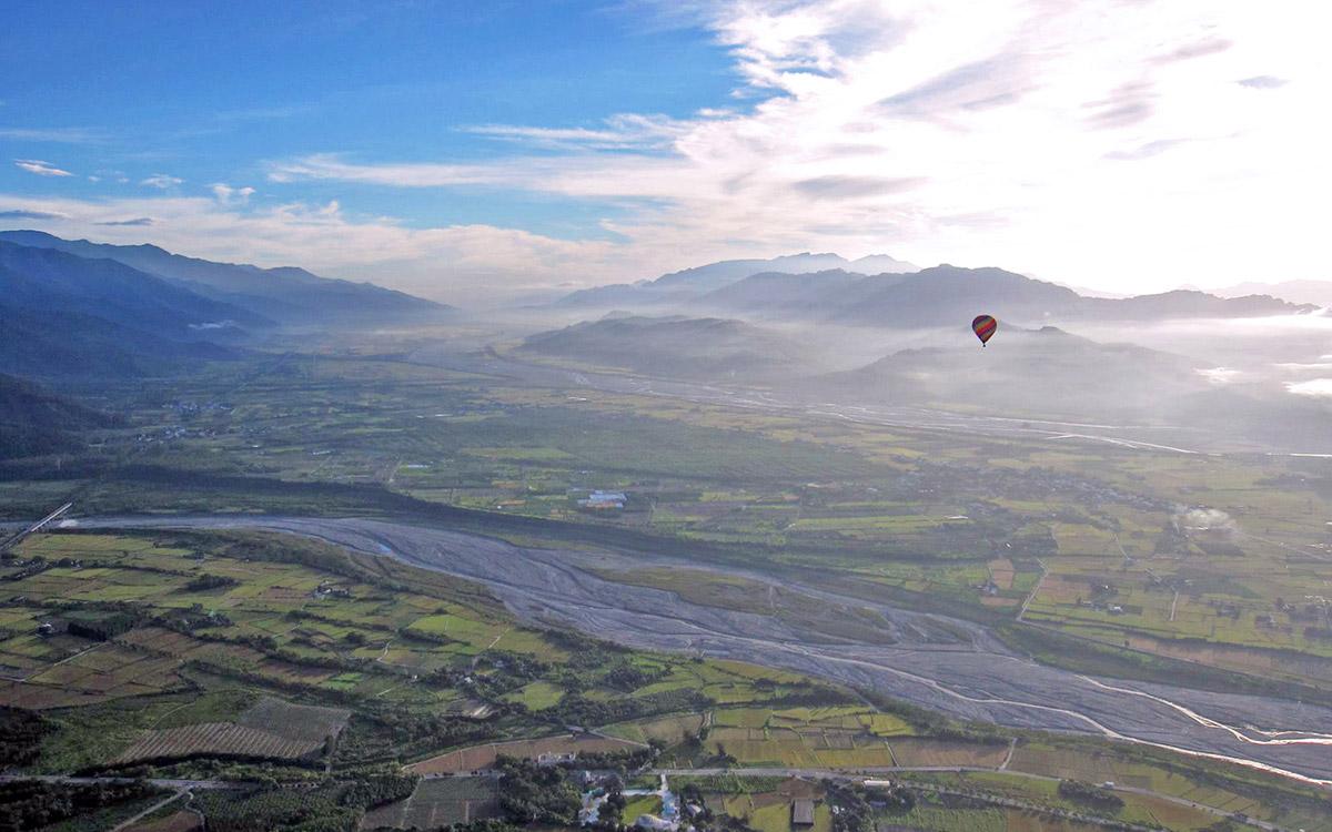 熱氣球民宿「高台民宿」環境照片
