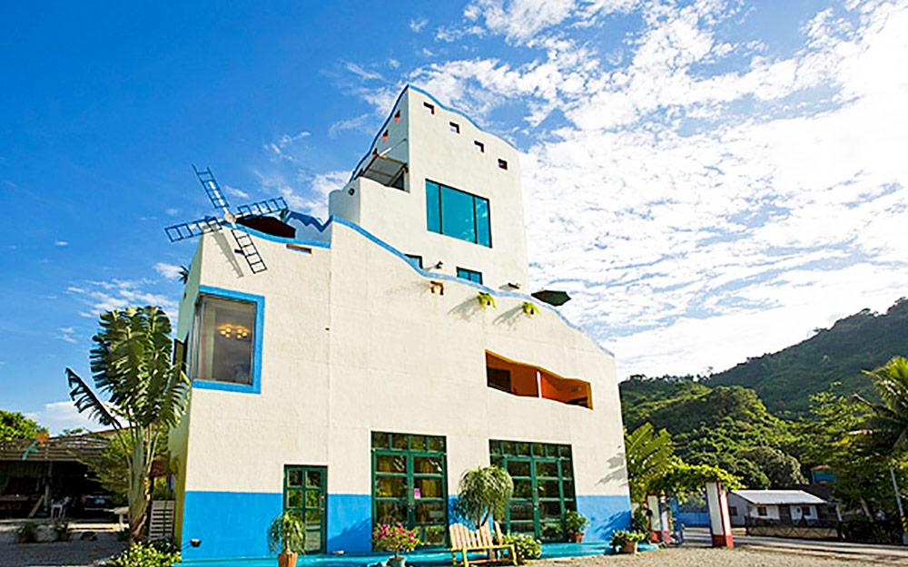 風格特色民宿「布拉諾城堡」環境照片