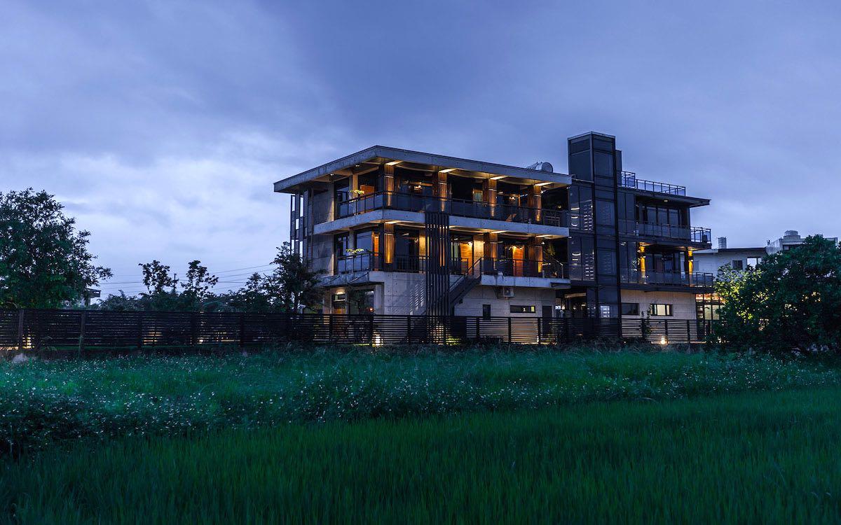 結合鐵板燒特色的日式宅邸