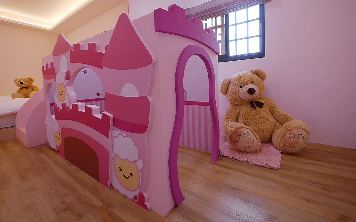 讓孩子玩到捨不得睡的夢幻樂園