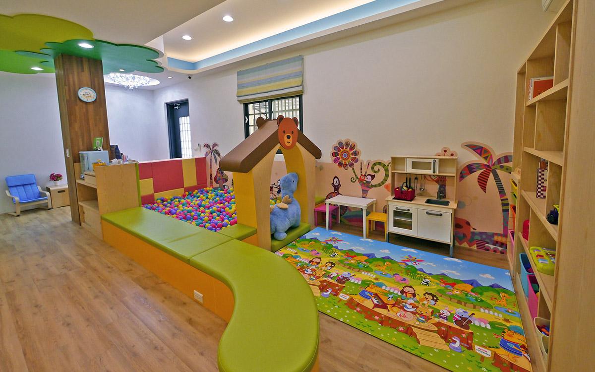 親子民宿「童趣樂園親子民宿」環境照片