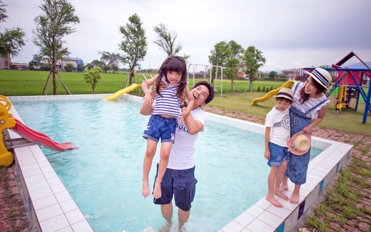 戲水池民宿「夢想森林親子民宿」環境照片