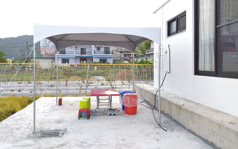 烤肉民宿「礁溪蘭宅」環境照片